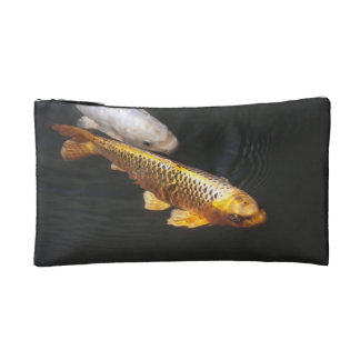 Asia Koi Fish Makeup Bag
