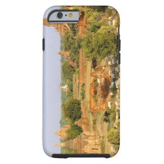 Asia, Myanmar (Burma), Bagan (Pagan). Cows pass Tough iPhone 6 Case