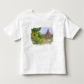 Asia, Myanmar (Burma), Bagan (Pagan). Cows Toddler T-Shirt