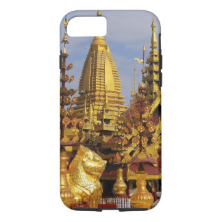 Asia, Myanmar (Burma), Bagan (Pagan). The Shwe 3 iPhone 7 Case
