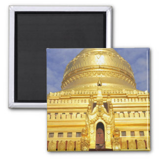 Asia, Myanmar (Burma), Bagan (Pagan). The Shwe Square Magnet