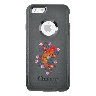 Asia Orange Koi Fish Animal OtterBox iPhone 6/6s Case