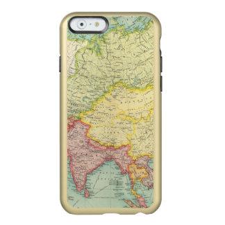 Asia political atlas map incipio feather® shine iPhone 6 case