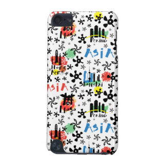 Asia | Symbols Pattern iPod Touch 5G Cover