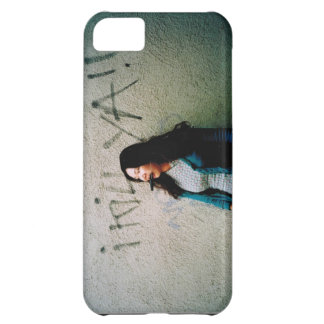 Asian Action Woman Power Iphone 5 Case