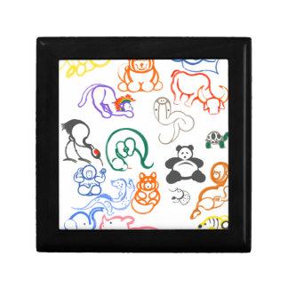Asian Animals! Gift Box