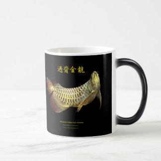 Asian Arowana Magic Mug