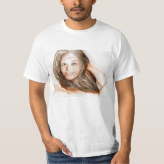 Asian beauty lady woman girl T-Shirt