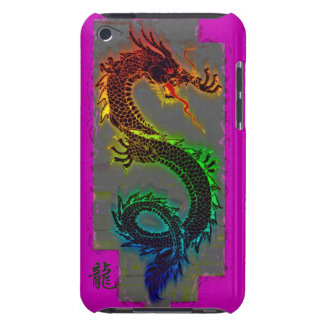 Asian, Chinese,Mythical Dragon, Year of the Dragon Case-Mate iPod Touch Case