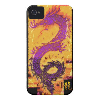 Asian, Chinese,Mythical Dragon, Year of the Dragon Case-Mate iPhone 4 Case