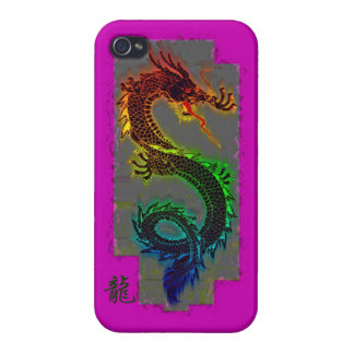 Asian, Chinese,Mythical Dragon, Year of the Dragon iPhone 4/4S Case