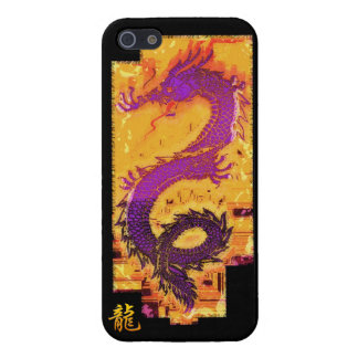 Asian, Chinese,Mythical Dragon, Year of the Dragon iPhone 5/5S Cases