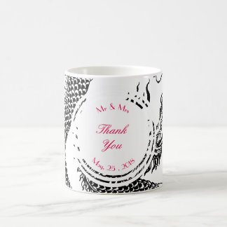 Asian Dragon Coffee Mug