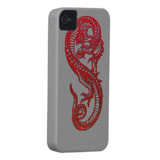 Asian Dragon Fantasy Mythical iPhone Case Case-Mate iPhone 4 Case