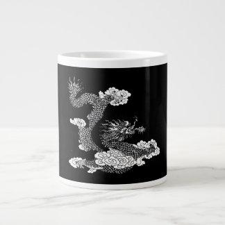 Asian Dragon Large Coffee Mug