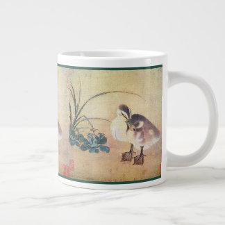 Asian Duckling Duck Bird Wildlife Animal Jumbo Mug