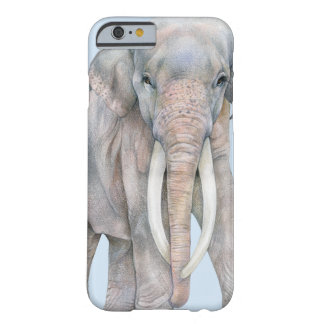 Asian Elephant Bull Barely There iPhone 6 Case