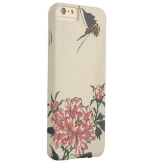 Asian Flora Print iPhone Case
