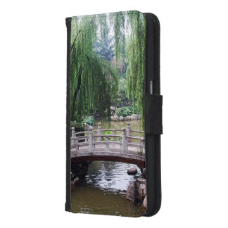 Asian Garden 1 Samsung Galaxy S6 Wallet Case