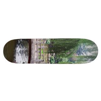 Asian Garden 1 Skateboard Deck