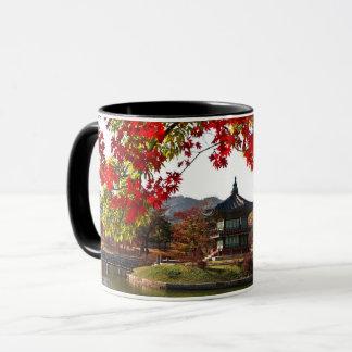 Asian Garden Mug
