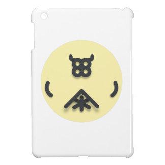 Asian looking design iPad mini case