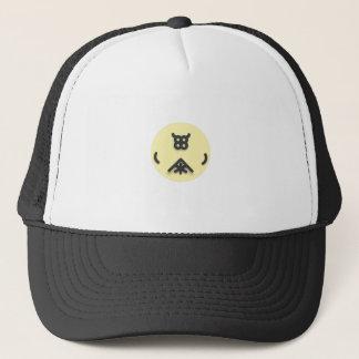 Asian looking design trucker hat