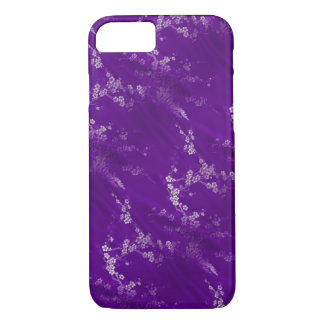 Asian Purple Silk iPhone 8/7 Case