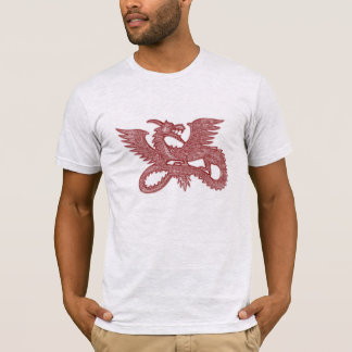 Asian Style Dragon T-Shirt
