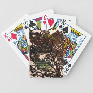 asian tree poker deck