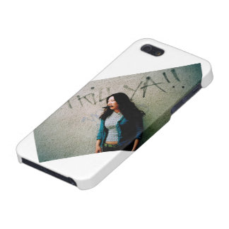 Asian Woman Power Iphone 5 Case