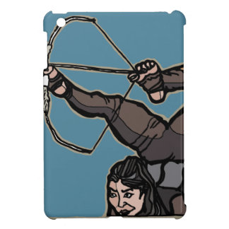 AsianFeetArcher iPad Mini Case