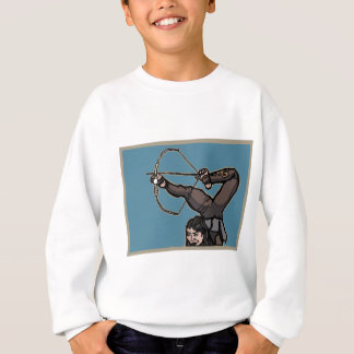 AsianFeetArcher Sweatshirt
