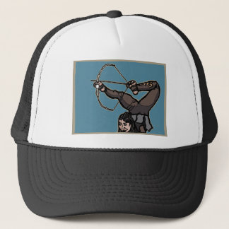 AsianFeetArcher Trucker Hat