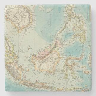 Asiatic Archipelago 2 Stone Coaster