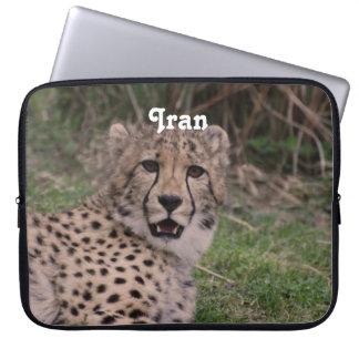 Asiatic Cheetah Computer Sleeves
