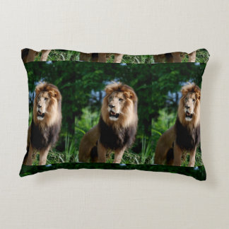 Asiatic Lion of Iran Accent Cushion