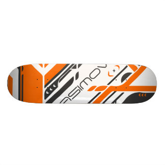 Asimov csgo skin skateboard decks