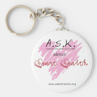 ASK about Hearth Health Keychain - 2
