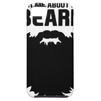 Ask About My Beard Case For The iPhone 5