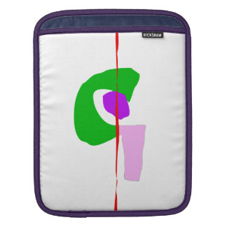 Ask iPad Sleeve