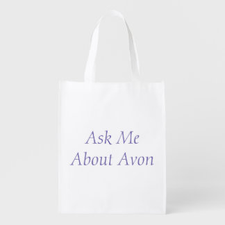 Ask Me About Avon Bag