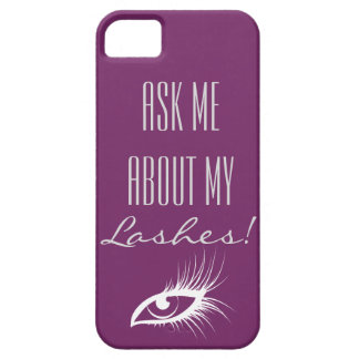 Ask me about my lashes case for the iPhone 5