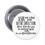 Ask Not Music Director