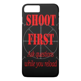 ASK QUESTIONS WHILE RELOAD iPhone 7 PLUS CASE