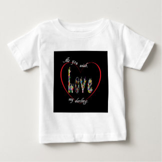 ASL As You Wish My Darling Baby T-Shirt