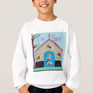 ASL I Love my Church Sweatshirt