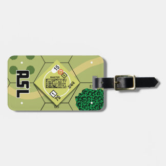 ASL Luggage Tag M4A3 Sherman