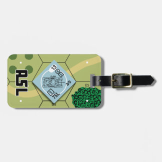 ASL Pz IVH Luggage Tag