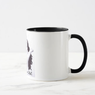 ASL Signing:  I Love You, Dad! Mug